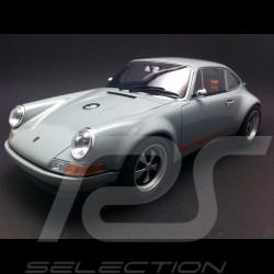 Porsche 911 singer base 964 grise 2009 1/18 GT SPIRIT GT088