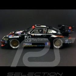 Porsche 993 GT2 Playstation Le Mans 1998 n° 60 1/18 GT SPIRIT GT103