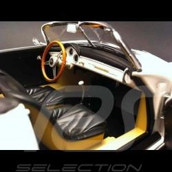 Porsche 356 A Speedster 1966 weiß 1/18 Autoart 77862