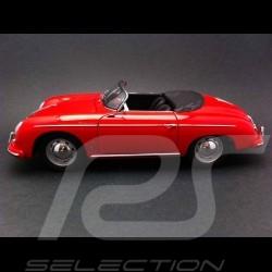 Porsche 356 A Speedster rouge 1/18 Autoart 77864