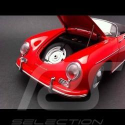 Porsche 356 A Speedster rot 1/18 Autoart 77864