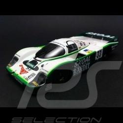 Porsche 956 L Skoal Bandit n° 33 Le Mans 1984 1/43 Minichamps 430846533