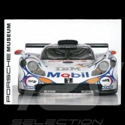 Plaque aimantée Porsche 911 GT1 1998
