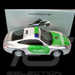 Porsche 911 Carrera S Polizei jouet à friction Dickie