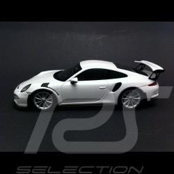 Porsche 911 type 991 GT3 RS 2016 white 1/43 Spark S4928