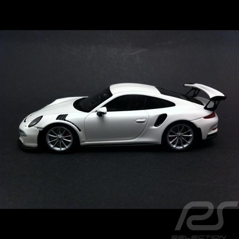 Porsche 911 type 991 GT3 RS 2016 weiß 1/43 Spark S4928