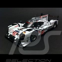Porsche 919 hybrid Winner Le Mans 2015 n° 19 1/43 Spark 43LM15