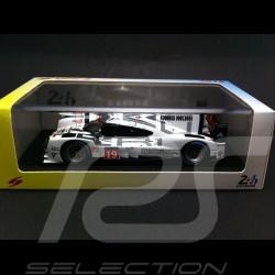 Porsche 919 hybrid Vainqueur Winner Sieger Le Mans 2015 n° 19 1/43 Spark 43LM15