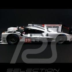 Porsche 919 Hybrid n° 19 Le Mans 2015 1/18 Spark 18LM15