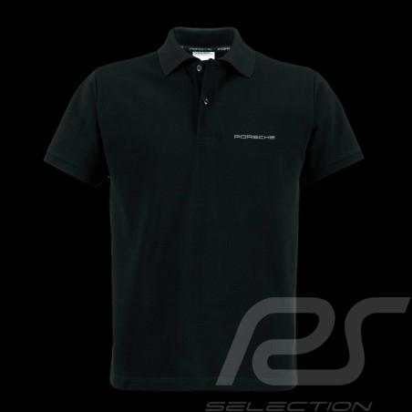 Porsche polo shirt classic black Porsche WAP750 - men