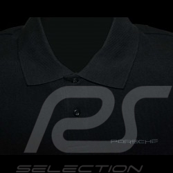 Porsche Polo Shirt Classic Schwarz Porsche WAP750 - Herren