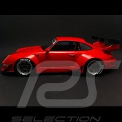 Porsche 993 RWB rouge 1/18 GT SPIRIT ZM045