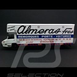 Berliet Stradair camion Porsche Almeras 1979 1/43 Ixo TRU021RF