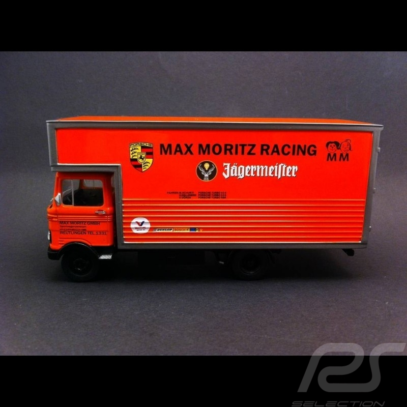 Mercedes LP608 LKW Porsche Max Moritz racing 1/43 Premium ClassiXXs PCL12511