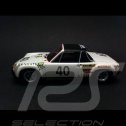 Porsche 914/6 Le Mans 1970 n° 40 Sonauto 1/43 Minichamps 400706540