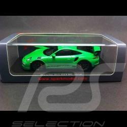 Porsche 911 type 991 GT3 RS 2016 signal green 1/43 Spark S4930