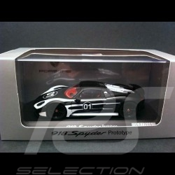Porsche 918 Spyder Prototype Spark 1/43