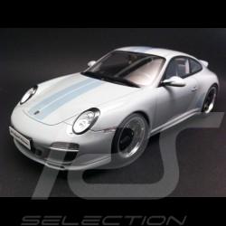 Porsche 997 Sport Classic gris 1/18 GT Spirit GT047