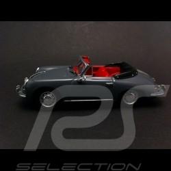 Porsche 356 C cabriolet 1965 slate grey 1/43 Minichamps 430062339