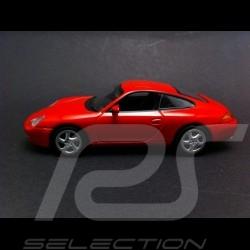 Porsche 996 Coupé 1998 rouge 1/43 Minichamps 400061181