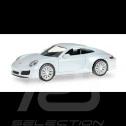 Porsche 911 Carrera 2S weiß 1/87 Herpa 038546