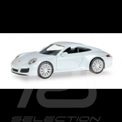Porsche 911 Carrera 2S white 1/87 Herpa 038546