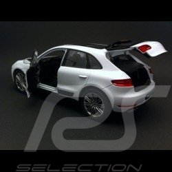 Porsche Macan Turbo 2015 weiß 1/24 Welly 24047