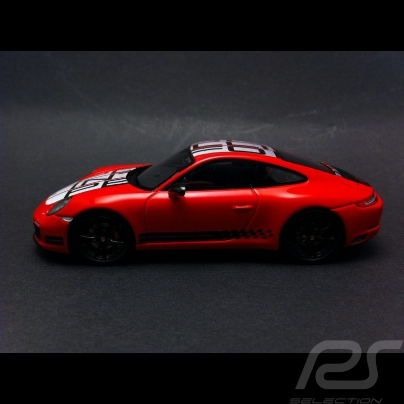 Porsche 991 Carrera S Endurance Racing Edition 2016 red 1/43 Spark WAX02020029