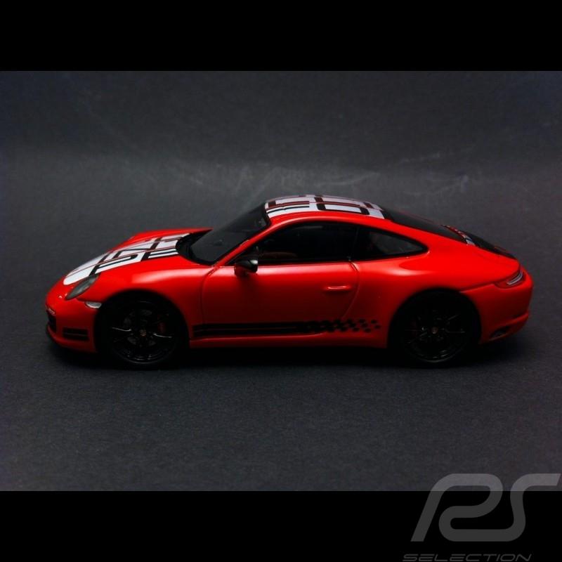 Porsche 991 Carrera S Endurance Racing Edition 2016 rouge 1/43 Spark WAX02020029