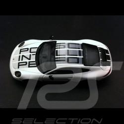 Porsche 991 Carrera S Endurance Racing Edition weiß 1/43 Spark WAX02020030