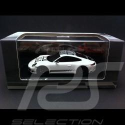 Porsche 991 Carrera S Endurance Racing Edition blanche 1/43 Spark WAX02020030