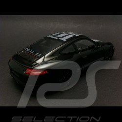 Porsche 991 Carrera S Endurance Racing Edition noire 1/43 Spark WAX02020031