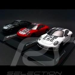 aed4b16b758bba Porsche 991 Carrera S Endurance Racing Edition 1 43 Spark WAX02020029  WAX02020030 WAX02020031