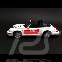 Porsche 964 Targa 1991 Police Pays Bas 1/43 Minichamps 400061391