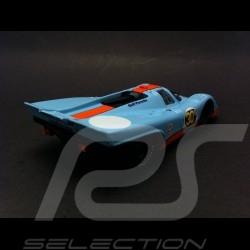 Porsche 917 K Buenos Aires 1971 n° 30 JWA Gulf 1/43 Brumm R568