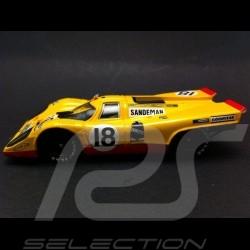 Porsche 917 K Le Mans 1970 n° 18 Piper 1/43 Brumm R254