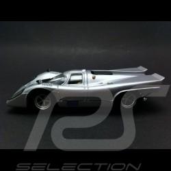 Porsche 917 K Conte Rossi gris argent 1975 1/43 Brumm R385