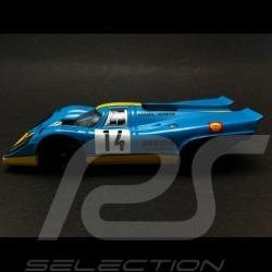 Porsche 917 K Monza 1970 n° 14 Gesipa 1/43 Brumm R422