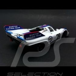 Porsche 917 K 1000km Austria 1971 n° 28 Martini 1/43 Brumm R520