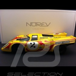 Porsche 917 K 9h Kyalami 1970 n°2 Martini 1/18 Norev 187581