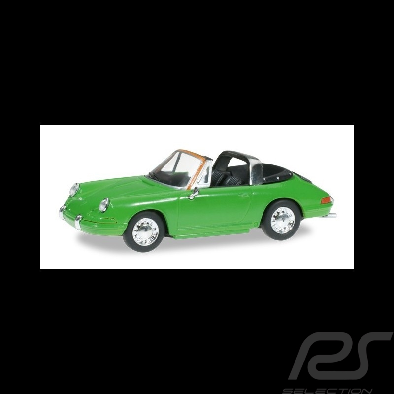 Porsche 911 Targa green 1/87 Herpa 023733-002