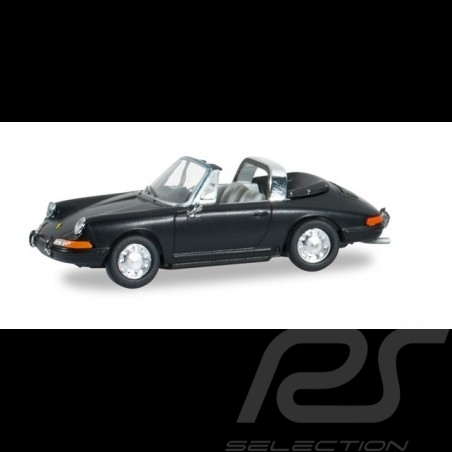 Porsche 911 Targa black 1/87 Herpa 033732-002