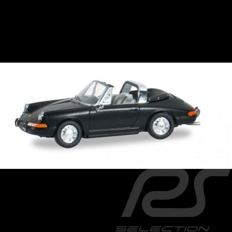 Porsche 911 Targa noir 1/87 Herpa 033732-002
