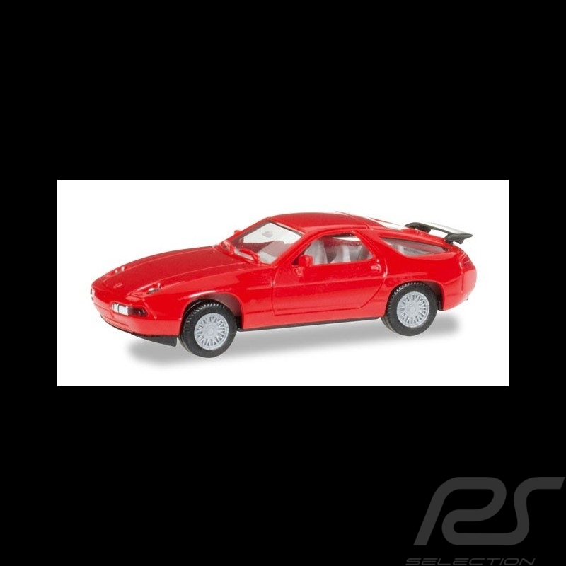 Porsche 928 S4 rot Minikit 1/87 Herpa 012669-003