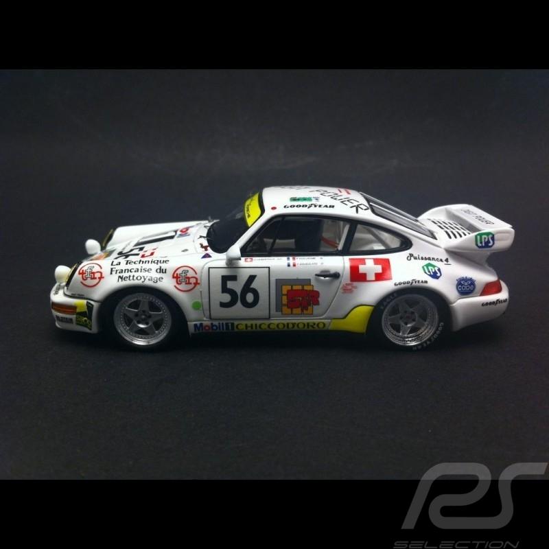 Porsche 964 RSR Le Mans 1994 n° 56 1/43 Spark S4444
