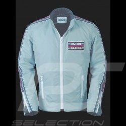 Jacke Martini Racing Team 1975 hellblau Herren