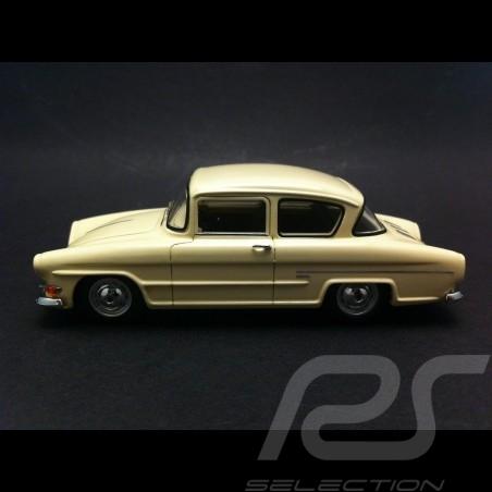 Zunder 1500 Porsche 1960 ivory 1/43 Autocult 05007