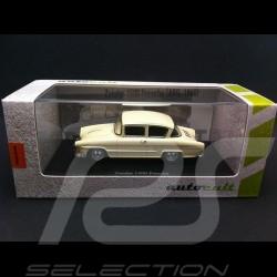 Zunder 1500 Porsche 1960 ivoire 1/43 Autocult 05007