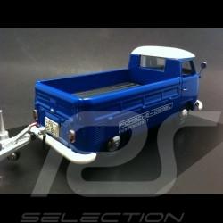 VW Transporter T1 1958 tracteur Allgaier Porsche Diesel 1/43 Schuco 450374000