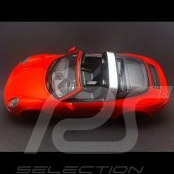 Porsche 991 Targa GTS 2014 rot 1/18 GT SPIRIT GT718